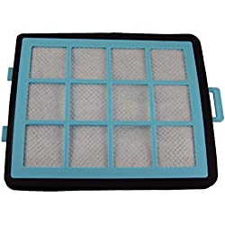 vhbw allergie filtre HEPA pour aspirateur robot aspirateur multi-usages Philips PowerPro Eco FC9720/09, FC9721/09, FC9722/09, FC9722/19