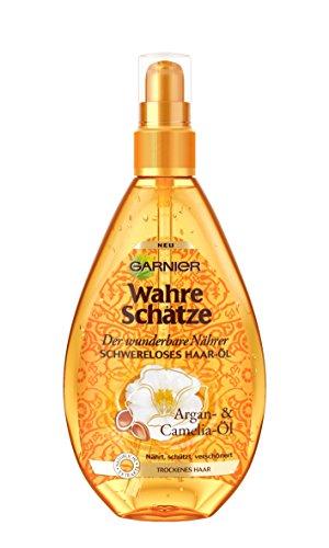 Garnier Original Remedies Atesora aceite cabello Argán