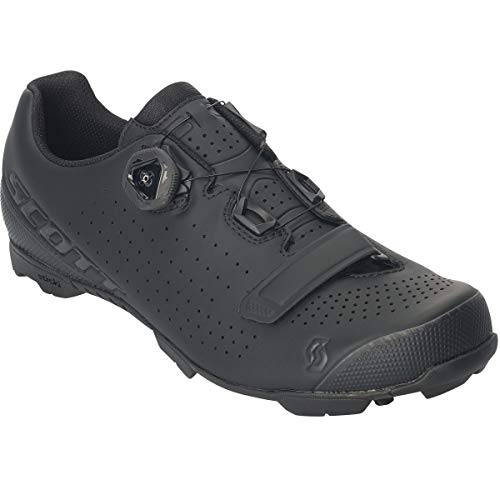 Scott MTB Vertec Boa 2019 - Zapatillas de Ciclismo, Color Negro, 48