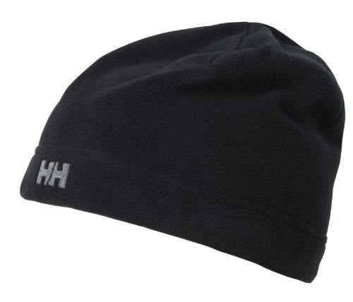 Vlies-haube Hat (Helly Hansen Mütze Polartec Beanie, Black, One size, 67328_990)