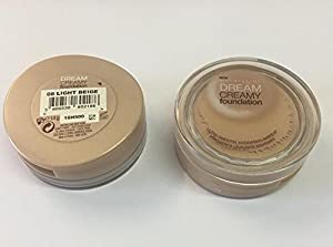 Maybelline Dream Creamy Foundation