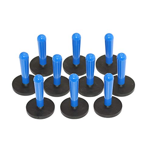 10x Montagemagnet Car Wrapping, Folie Magnet Vollfolierung Haftmagnet, 7,5 kg Zugkraft pro stück