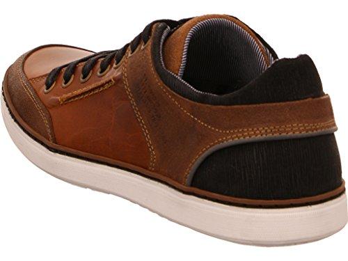 BULLBOXER 771-k2-6025a-cobk, Sneaker uomo Marrone