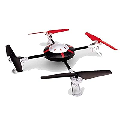 998-V2 Quadcopter 4 channel 2.4 GHz with SpyCam 2.4Ghz with latest Gyroscope technology + LCD Remote Control [version:x6.9] by DELIAWINTERFEL