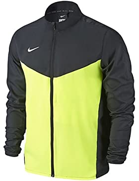 Nike Y Team Performance Shield Jkt, Chaqueta para Niños, Multicolor (Black/Volt/White), XS