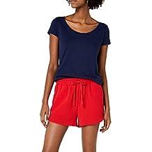 11489cf07abaaf Suchergebnis auf Amazon.de für: rote shorts damen