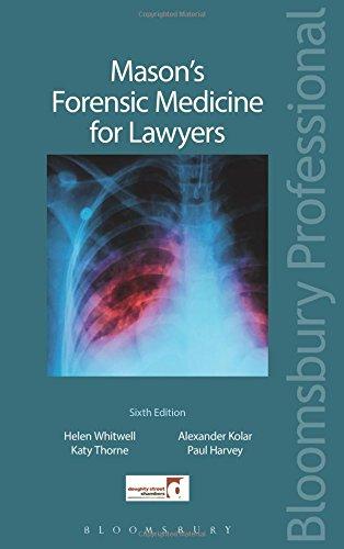 Masons forensic medicine for lawyers 6th ed pdf download yazhutodor masons forensic medicine for lawyers 6th ed pdf download fandeluxe Choice Image
