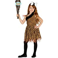 Disfraz de Troglodita Moteada para niña