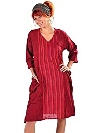 Kleid Trägerkleid Maxikleid Abendkleid Sommerkleid Strandkleid Kleider Knielang Langarm Tunika Relax