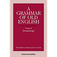 Grammar of Old English V2