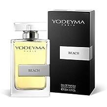 Yodeyma - Perfume para hombre Beach, Eau de Parfum 100 ml. (Fierce –