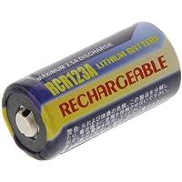 Batteria SOSTITUISCE CR 123A CR123A da 3V per Concord EYE Q Go 2000C3000Eye Q Go LCD