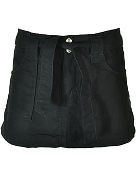 Falda Aventurero cinturada - Falda con cinturón tipo Adventurero