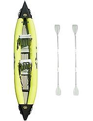 Aqua Marina Kayak K0, Verde/Negro, One size, BT de 88859