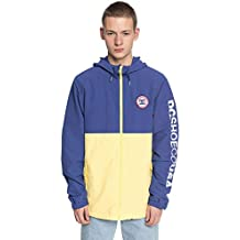 DC Shoes Bah Way Block - Windbreaker - Corta-Vientos - Hombre - M