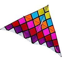 FZSWD Poder una línea de Tela de Nailon Kite Delta con manija y línea Good Flying