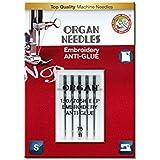Aiguilles pour machine à coudre–Organe–Embroidery Anti Glue