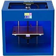 CraftUnique CU3DP-CBP-BL CraftBot PLUS 3D Drucker, PLA/ABS, RAL 5010, Enzianblau