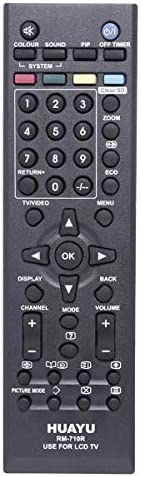 Huayu LCD/LED Remote Control for JVC TVs