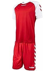 Hummel Team Player Training Set rojo de color blanco, color TRUE RED/WHIT, tamaño XXL