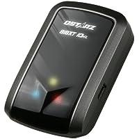 Qstarz GPS Receiver Qstarz BT-Q818 XT, schwarz