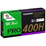 Fujicolor Professional Pro 400H 5 bobines format 120mm couleur