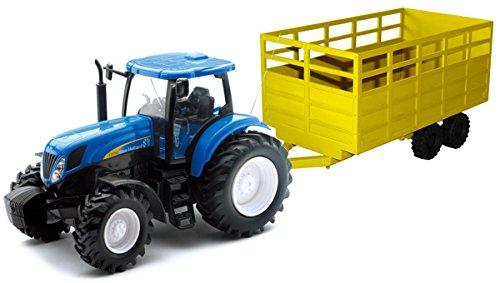 RC Auto kaufen Traktor Bild 2: NewRay 88555 - Ferngesteuerter Modell-Traktor