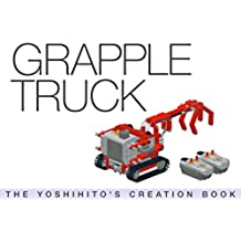 GRAPPLE TRUCK: THE YOSHIHITO'S CREATION BOOK (English Edition)