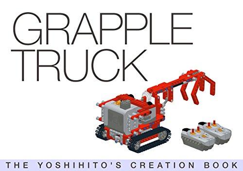 GRAPPLE TRUCK: THE YOSHIHITO'S CREATION BOOK (English Edition)