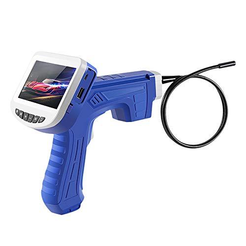 YDJGY 1080 P CáMara Endoscopia Industrial PortáTil Cable Duro PortáTil WiFi Endoscopio Video Endoscopio con 4.3 Pulgadas LCD Endoscopio