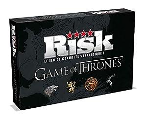 Winning Moves 080921, Juego de tablero Game of Thrones,  (Viajes/aventuras, Adultos 18+ años, Francés)
