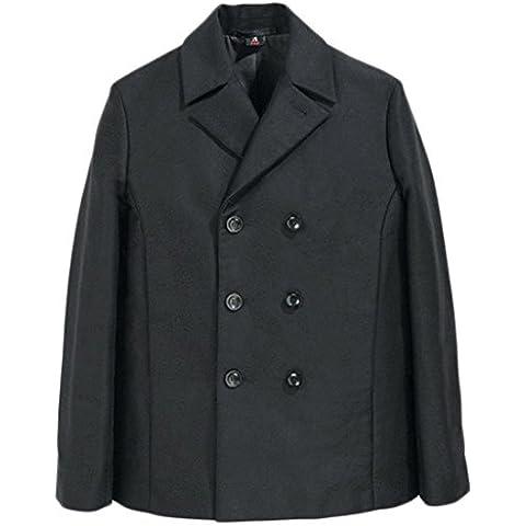 Fhb 2067490 - 700333-20-44 gustl chaqueta chaquetón, negro, negro