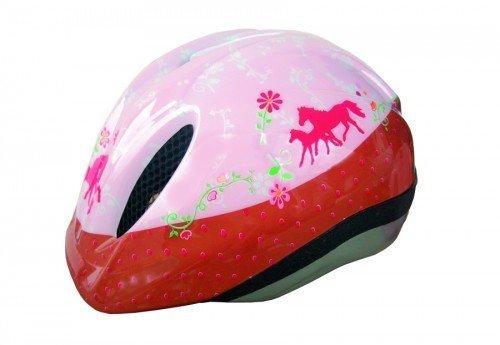 Bike Fashion 844211 - Fahrradhelm 'Pferdefreunde'