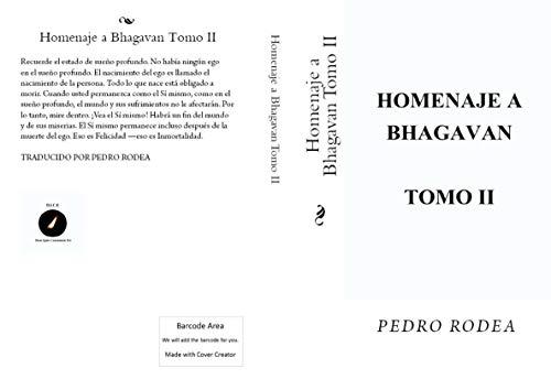 Homenaje a Bhagavan Tomo II por Pedro Rodea