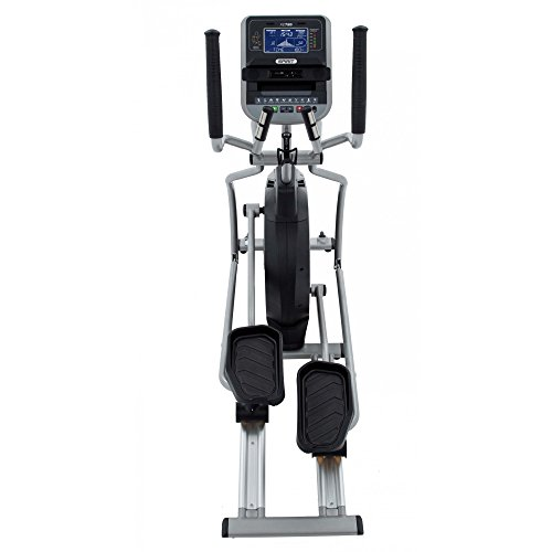 Spirit Elliptical XE 795 – Ellipsentrainer, Cross Trainer mit Hand-Puls-Sensoren, Ergometer, Cardio Fitness - 4