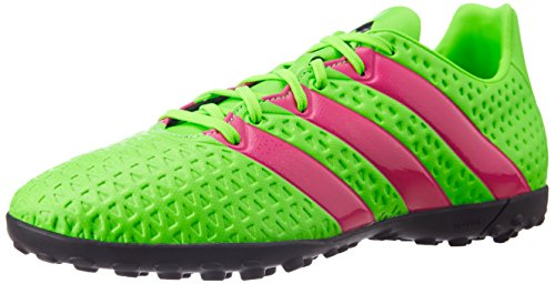 0301b297ae Adidas 4055341210829 Mens Ace 164 Tf Green Pink And Black Football Boots  10- Price in India