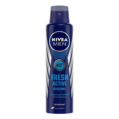 Nivea Frisch Aktiv Mitgliederübersicht 48 Stunden Deodorant, 150ml - (Verpackung können variieren) -