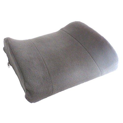 Massagekissen Rückenmassage Vibrationskissen mit 2 Massagestärken, perfekt für Auto und Bürostuhl