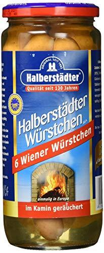 Halberstädter Brühwürstchen, 6er Pack (6 x 250 g)