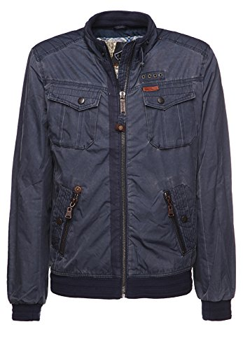 Khujo Jacke Men MARLON Navy - 6