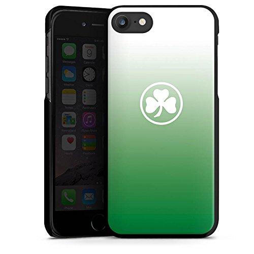 Apple iPhone X Silikon Hülle Case Schutzhülle SpVgg Greuther Fürth Fanartikel Fußball Hard Case schwarz
