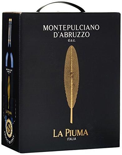 La Piuma Montepulciano d' Abruzzo Bag-in-Box 2016/2017 (1 x 3 l)