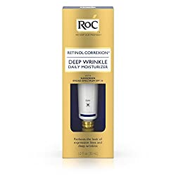 Roc Deep Wrinkle Daily Moisturizer Spf30, 1 Ounce