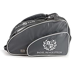 Padel/Sport Revolution, Paletero Padel Gris, Gris