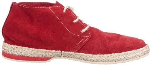 CafèNoir LF601, Chaussures basses femme TR-B2-Rouge-272