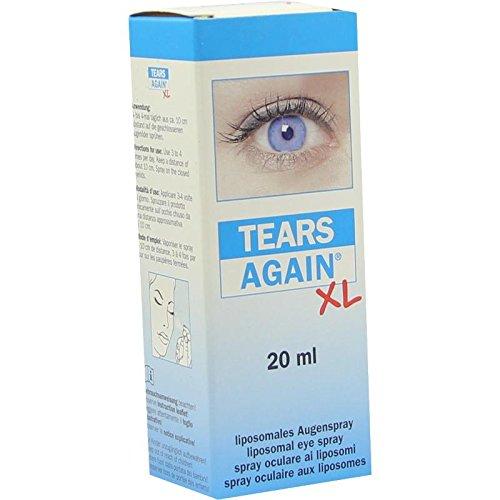 TEARS Again XL Liposomales Augenspray 20 ml Spray