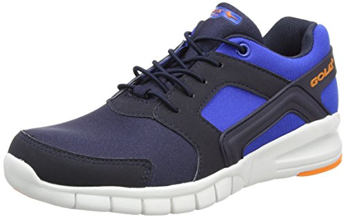 Gola Santo Toggle, Scarpe Sportive Outdoor Bambino Blu (Navy/blue)