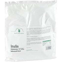Inulin prebiotisches Ballaststoff-Pulver, 500 g Pulver