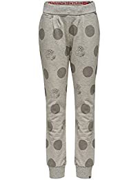 Lego Wear Lego Friends Piper 102-Sweathose, Pantalones para Niños, Grau (Grey 912), 7 Años