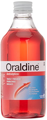 Enjuague Bucal - Oraldine Antiséptico - 400 ml